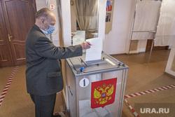 Голосование за поправки в конституцию 2020, г. Пермь, голосование, избиратель