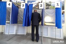 Общероссийское голосование по поправкам в Конституцию России. Курган , самокрутов валерий, перчатки, резиновые перчатки, голосование, поправки в конституцию, общероссийское голосование, участок голосования
