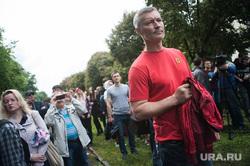 Митинг сторонников Алексея Навального в День России. Екатеринбург, ройзман евгений