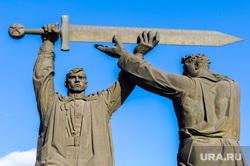 Поездка Алексея Текслера в Магнитогорск. Челябинская область, магнитогорск, тыл фронту