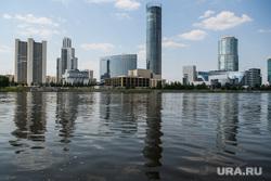 Екатеринбург во время пандемии коронавируса COVID-19, башня исеть, городской пруд, город екатеринбург, екатеринбург сити
