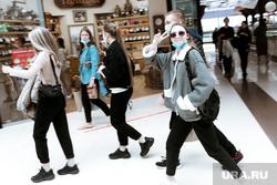Открытие торговых центров после карантина. ТЦ Кристалл, Тюмень, 25.06.2020, тц кристалл