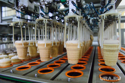 Производство мороженого на Хладокомбинате №3. Екатеринбург, пломбир, сладость, мороженое