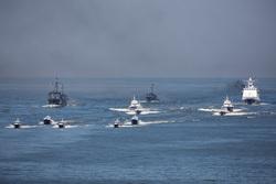 Клипарт, официальный сайт министерства обороны РФ. Екатеринбург, корабль, эсминец, ВМФ, катер военный