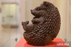 Музей шоколада Николя. Челябинск., еж