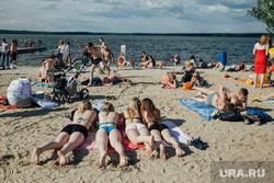 Огонь пляж. Екатеринбург, лето, огонь пляж, жара, отдых, балтым