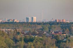Природа Пермского края. Пермь, пермь