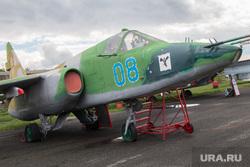 Губернатор Алексей Кокорин посетил Курганский авиационный музей. Курган, курганский авиационный музей, су-25