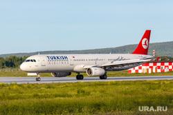 Споттинг в Кольцово. Екатеринбург, аэропорт, airbus А321, турецкие авиалинии, turkish airlines