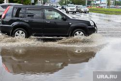 Последствия ливня в Челябинске, вода, ливень, дождь