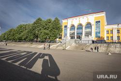 Виды Перми. г. Пермь, речной вокзал, пермь