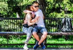 Пустой город. Обстановка в городе во время эпидемии коронавируса. Челябинск, влюбленные, отношения, молодежь, любовь