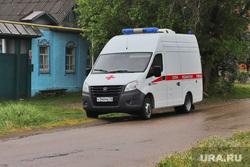 Далматовский район. Курган , скорая медицинская помощь, машина скорой помощи