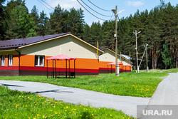 Подготовка к летней оздоровительной кампании в загородном лагере «Зарница». Свердловская область, Березовский, детский лагерь, летние каникулы, корпус, летний лагерь, корпуса, загородный лагерь зарница, загородный лагерь, оздоровительный лагерь