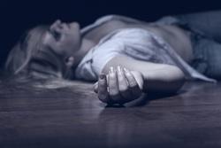 Клипарт depositphotos.com , страх, жертва, боль, насилие, женщина, изнасилование, агрессия