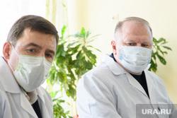 Посещение паллиативного отделения ЦГБ№2. Екатеринбург, куйвашев евгений, цуканов николай