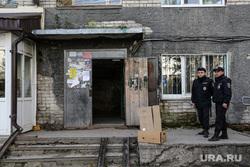Дом по ул. Ставропольская 1 , который экстренно расселяют.  Тюмень, ставропольская 1