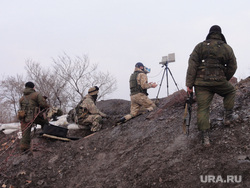 Фотографии с передовой. Украина. ДНР