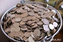 Деньги. Челябинск., зарплата, наличка, кризис, мелочь, монеты, рубль, деньги, сдача, валюта, инфляция, доход, пять рублей, выходное пособие, кэш, девальвация