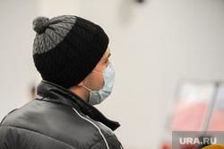 Обстановка в челябинском аэропорту Игорь Курчатов во время эпидемии коронавируса. Челябинск , медицинская маска, пассажиры, аэропорт игорь курчатов, коронавирус