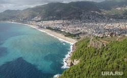 Турция, море, морское побережье, горы