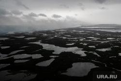 Рабочая поездка Дмитрия Кобылкина в Норильск. Норильск, дым, север, смог, тундра, арктика, экология, экологическая катастрофа, норильская тундра, таймыр, вредные выбросы, вредное производство