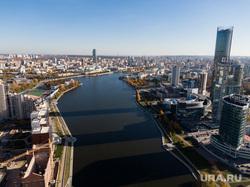 Виды Екатеринбурга, река исеть, вид с высоты, город екатеринбург, вид сверху, виды екатеринбурга