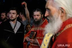 Крестный ход в Среднеуральском женском монастыре. Екатеринбург, могучев всеволод