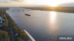 Пермь. Городские пейзажи, кама, река