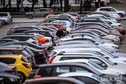 Екатеринбург во время режима самоизоляции по COVID-19, машины, эпидемия, авто, автомобили, парковочное пространство екатеринбурга, виды екатеринбурга, парковка, covid-19