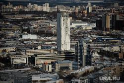 Многофункциональный комплекс «Башня Исеть». Екатеринбург, небоскреб, призма, заброшенный объект, деловой центр свердловск