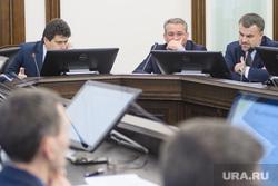 Заседание комитета по бюджету на 2020 год. Екатеринбург, ковальчик александр, бирюлин алексей