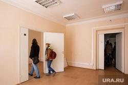 Осмотр нового здания центра современной драматургии. Екатеринбург, новострой, квартира, новоселье