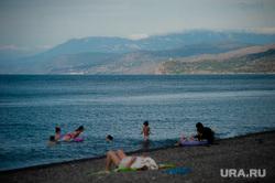 Отдых на полуострове Крым. Феодосия , море, крым, жара, отпуск, лето, пляж, отдых
