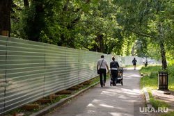 Парк 22 Партсъезда. Екатеринбург, парк имени XXII партсъезда, парк 22 партсъезда