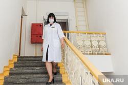 В перинатальном центре открывается новая госпитальная база для больных коронавирусом. Челябинск, врач, медик, любавина оксана