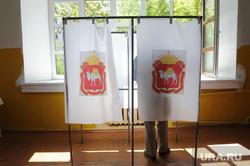 Праймериз Ер Челябинск, кабинки для голосования