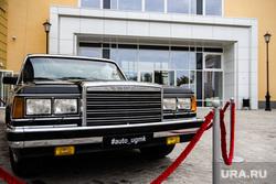 Культурно-выставочный комплекс «Синара Центр». Екатеринбург, ретро автомобиль, зил, музей автомобильной техники угмк, синара центр