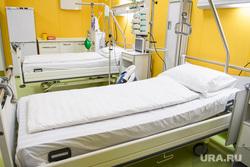 Открытие второго корпуса клиники УГМК-Здоровье. Екатеринбург, кровать, больничная палата, медицина, здравоохранение, больница, больничная койка, частная клиника, частная больница, угмк здоровье, угмк-здоровье