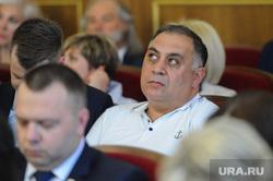 Отчет Алексея Текслера в Законодательном собрании Челябинской области перед депутатами. Челябинск, даллакян карен