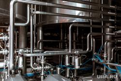 Экскурсия по пивоварне Ермолаев. Тюмень., трубы, нержавейка, металл, пивоварня ермолаев