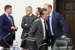 Совещание с представителями партий УрФО в полпредстве. Екатеринбург, шептий виктор, квитка иван, бурматов владимир, гартунг валерий