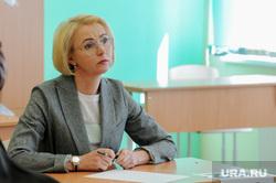 Алексей Текслер сдал пробный ЕГЭ по истории. Челябинск, гехт ирина
