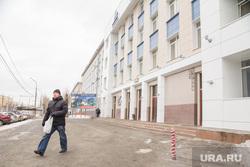 Машиностроительный завод имени М. И. Калинина. Екатеринбург, вход, фасад, здание