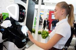 ИННОПРОМ-2019. Третий день международной промышленной выставки. Екатеринбург, искусственный интеллект, робот, андроид