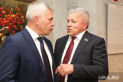 Торжественная церемония инаугурации губернатора Вадима Шумкова. Курган, казаков владимир, зяблов сергей