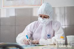 Призывники в Областном Сборном Пункте «Егоршино». Свердловская область, Артемовский, защитный костюм, анализ, covid19, тест на covid19, тест на коронавирус, коронавирус, взятие проб