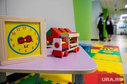 Торжественное открытие четвертого здания детского сада № 43 в микрорайоне Академический. Екатеринбург, детский сад, детские игрушки, дошкольное учреждение, детский садик