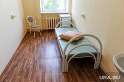 В перинатальном центре открывается новая госпитальная база для больных коронавирусом. Челябинск, больничная палата, больничная койка