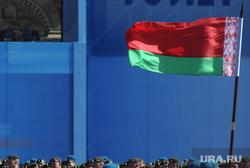 Генеральная репетиция парада на Красной площади. Москва, 70 лет победе, флаг белоруссии